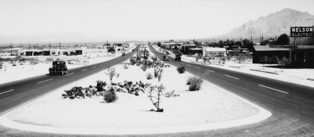 Historic Arizona U.S. Route 80 Designation