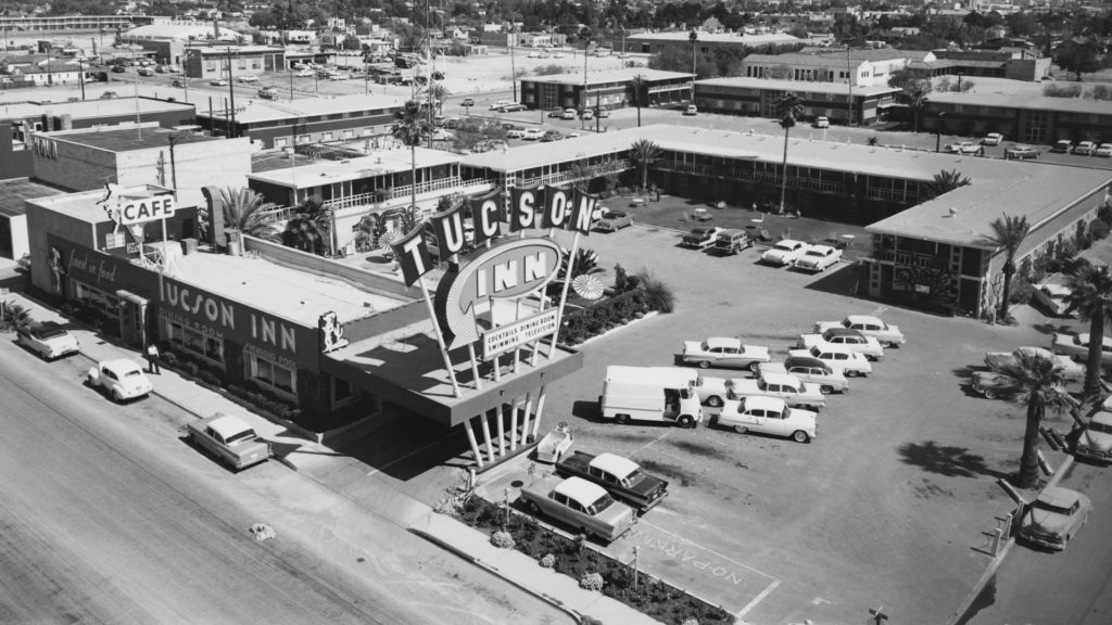 Tucson's Miracle Mile listed in the National Register of Historic Places